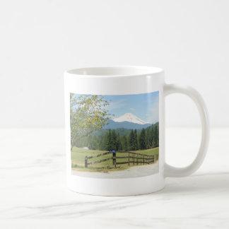 Mount Baker View Coffee Mug