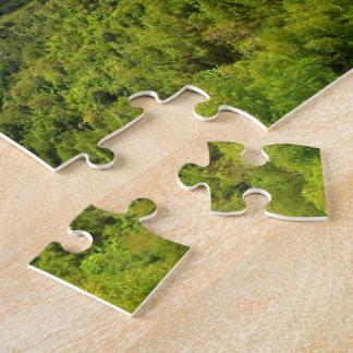 Mount Batur Volcano Jigsaw Puzzle