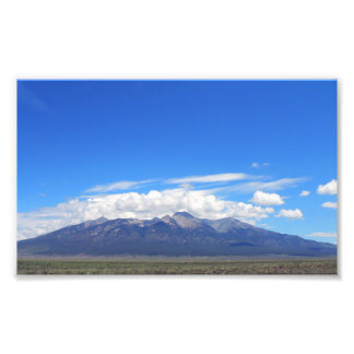 Mount Blanca, Colorado Photo Print