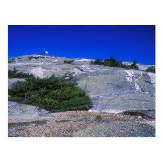 Mount Cardigan Summit Postcard