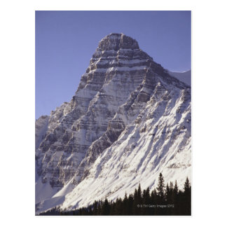 Mount Chepren, Banff National Park, Alberta, Postcard