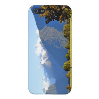 Mount Cook and Mount Tasman, New Zealand Cover For iPhone 5/5S