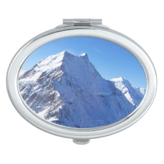 Mount Cook (Aoraki) Peak, New Zealand Mirrors For Makeup