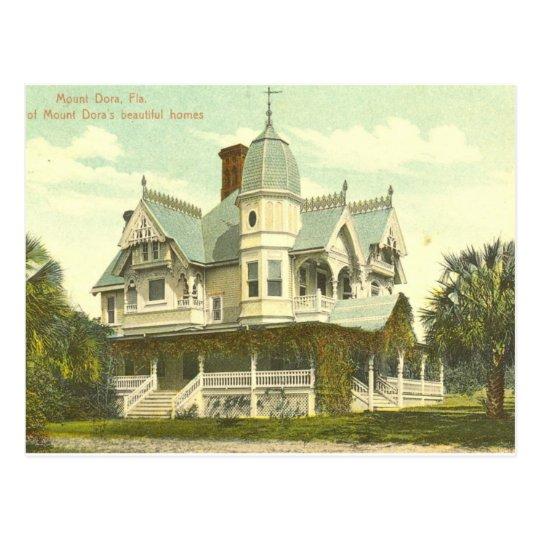 MOUNT DORA, FL - 1907 POSTCARD