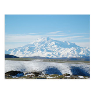 Mount Elbrus Postcard