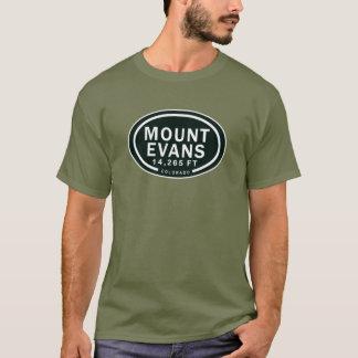 Mount Evans 14,265 FT CO Mountain T-Shirt