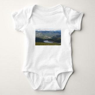 Mount Evans, Colorado Baby Bodysuit