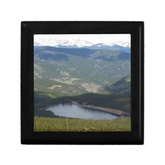 Mount Evans, Colorado Gift Box