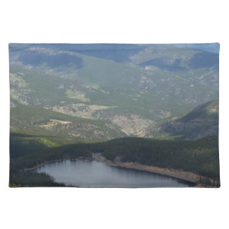 Mount Evans, Colorado Placemat