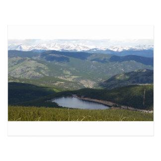 Mount Evans, Colorado Postcard
