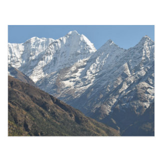Mount Everest 3 Postcard