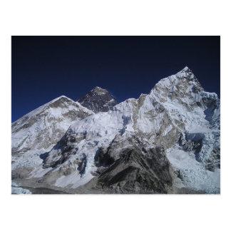 Mount Everest 5 Postcard
