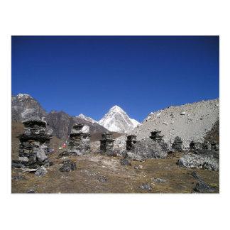 Mount Everest 9 Postcard