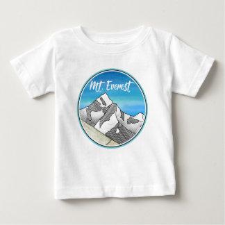 Mount Everest Baby T-Shirt