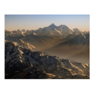Mount Everest, Himalaya Mountains, Asia Postcard