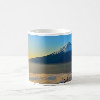 Mount Fuji at Sunrise Coffee Mug