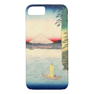 Mount Fuji from Honmoku 1858 iPhone 7 Case