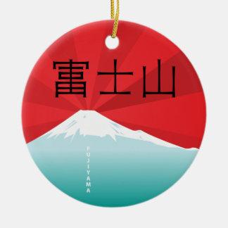 Mount Fuji Ornament