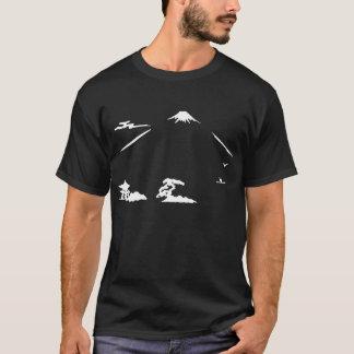 Mount Fuji T-shirt (dark)