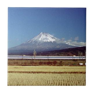 Mount Fuji Tile