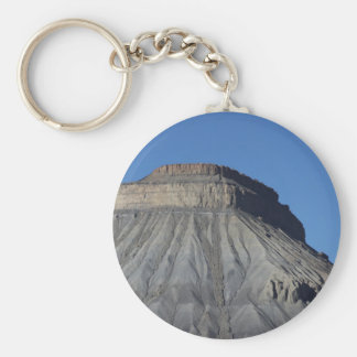 Mount Garfield Keychain