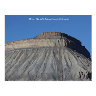 Mount Garfield Postcard