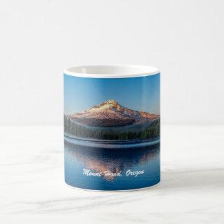 Mount Hood from Trillium Lake Coffee Mug