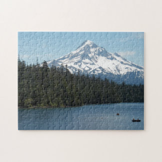 Mount Hood Photo Jigsaw Puzzle