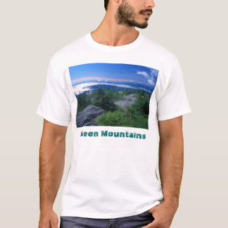 Mount Hunger Summit, Green Mountains T-Shirt