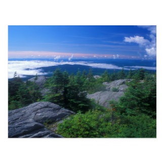 Mount Hunger Summit Postcard