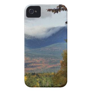 Mount Katahdin Autumn iPhone 4 Covers