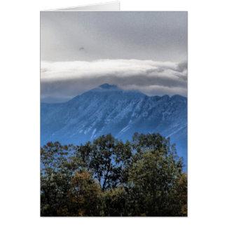 Mount Katahdin Card