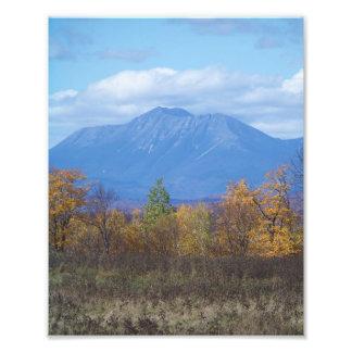Mount Katahdin from Staceyville 2 Photo
