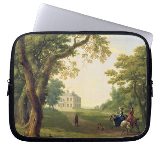 Mount Kennedy, County Wicklow, Ireland, 1785 (oil Computer Sleeve