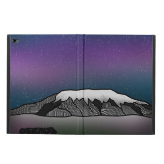 Mount Kilimanjaro illustration Powis iPad Air 2 Case
