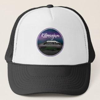 Mount Kilimanjaro Landscape Trucker Hat