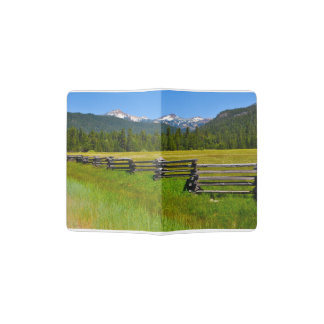 Mount Lassen National Park in California Passport Holder