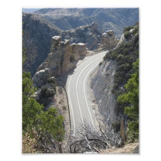 Mount Lemmon Highway Photo Print