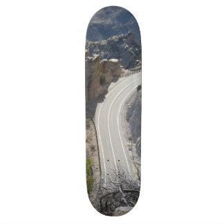 Mount Lemmon Highway Skateboard