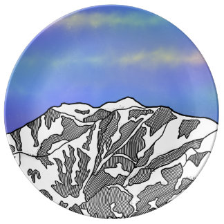 Mount Logan illustration Plate