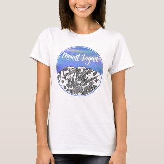 Mount Logan lnadscape T-Shirt