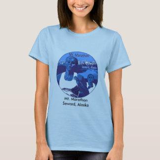 Mount Marathon Blue_Purple, Mt. MarathonSeward,... T-Shirt