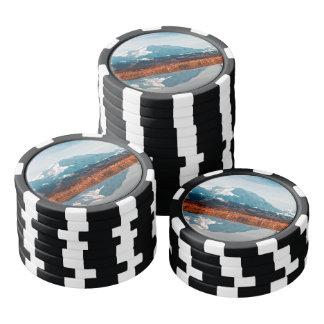 Mount Mckinley Poker Chips