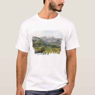 Mount Olympus, as seen between Larissa and Baba, p T-Shirt