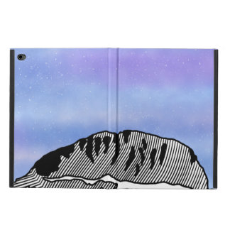 Mount Olympus Greece Illustration Powis iPad Air 2 Case