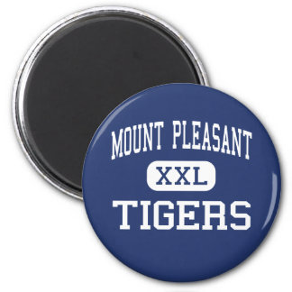 Mount Pleasant Tigers Middle Mount Pleasant Magnet