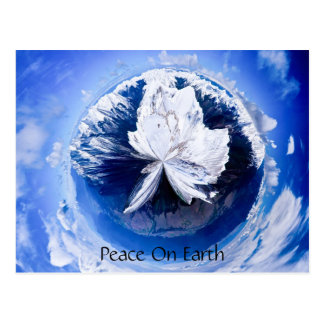 Mount Princeton Planet Holiday Card