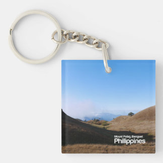 Mount Pulag Benguet Philippines Keychain