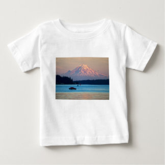 Mount Rainier Baby T-Shirt