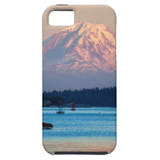 Mount Rainier Case For The iPhone 5